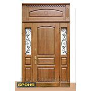 Двери изготовленные по индивидуальным проектам клиентов фото
