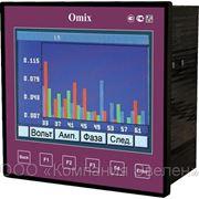 Анализатор электроэнергии Omix P1414-MA-3R фото