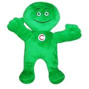 Зелёный человечек Укрсиббанка фото