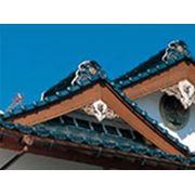 Черепица керамическая Morisaki фото