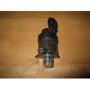 Дозировочный блок ТНВД Bosch на LDV Maxus (датчик на ТНВД) фото