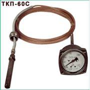 Термометр манометрический конденсационный показывающий ТКП-60С фото