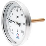 Термометр бимет. БТ-41.211 (0-120С) G1/2. 64.15 фото