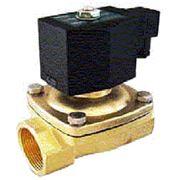 Клапан соленоидный отсечной запорный электромагнитный 220В