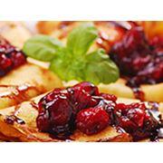 Пирожные фруктовые фото