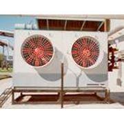 Вентиляторы осевые общего назначения с пластиковыми лопастями фото