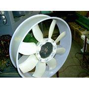 Вентилятор с полиамидными лопастями фото