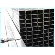 Труба 50х25х2,0 стальная прямоугольная электросварная ГОСТ 8645-68 сталь сп/пс фото