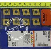 Пластина твердосплавная CNMG120408-GR NC3030 фото