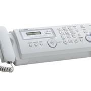 КХ-FP207RU Panasonic факсимильный аппарат на основе термопереноса, Белый