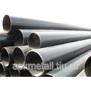 Труба стальная электросварная 133х4,5 ст.20 фото