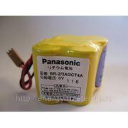 Литиевая батарея Panasonic BR-2/3AGCT4A 6V фото