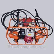 Рихтовщик гидравлический РГУ1М. двигатель Honda GX, четырехтактный фото