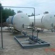 Оборудование для автономного газоснабжения фото