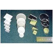 Оптика из лейкосапфира - линзы окна из Al2O3 фото