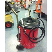 Бочка для раздачи масла, передвижная с ручным приводом WDK-89030 фото