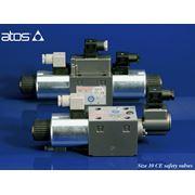 Гидрораспределители электромагнитные DHI/DHU фото