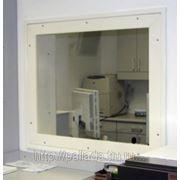 Окно рентгенозащитное 600*1000. (Россия) фото