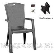Кресло плетеное Keter MINESOTA фото