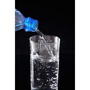 Вода негазированная фото