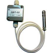 датчик относительной влажности и температуры ДВТ-02.Н2 фото