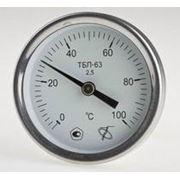 Биметаллические термометры ТБЛ фото