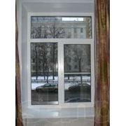Окна из ПВХ профиля фото