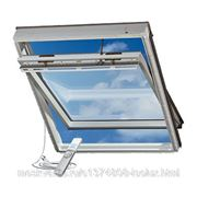 """Мансардное окно VELUX GGU 0073 """"влагостойкое"""" (F04) 66*98 белое фото"""