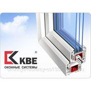 Пластиковые окна марки KBE фото