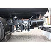 Оборудование для автобитумовоза АБ-17 (на базе шасси КамАЗ-65117)