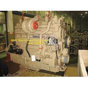 Двигатель CUMMINS KTA-19 для SHANTUI SD42 фото