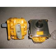 Насос гидравлический Steering Pump 16Y-76-06000 Shantui SD 16 фото