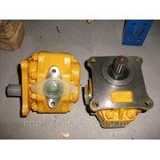 Насос гидравлический Steering Pump 07436-72202 Shantui SD 22 фото