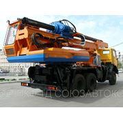 Бурильно-крановая машина БКМ-2012 фото