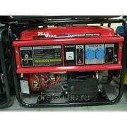 Бензогенераторы RedVerg RD 6500EB фото