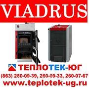 Твердотопливные котлы Viadrus/ котлы на твердом топливе Виадрус (Чехия) фото