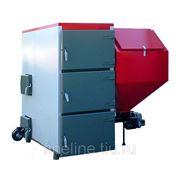 Котлы твердотопливные автоматические (биомасса) Heiztechnik Q MAX Bio Duo 150 кВт фото