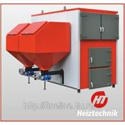 Котлы твердотопливные автоматические (уголь) высокой мощности Heiztechnik Q MAX Eko750 кВт фото