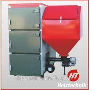Котлы твердотопливные автоматические (уголь) высокой мощности Heiztechnik Q MAX Eko 90 кВт фото