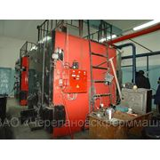 Котел водогрейный жаротрубный КВр-0,8 фото