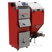 Автоматический угольный котел DEFRO Komfort Eco 25 кВт, Польша фото