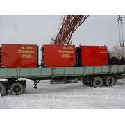 Водогрейный жаротрубный котел КВ-1,25 фото