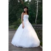 Свадебное платье пышное Аврора фото