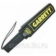 Металлоискатель ручной досмотровый GARRETT SUPER SCANNER.Металлодетектор Гарретт фото