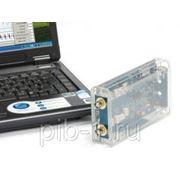 Двухканальный осциллограф - приставка + анализатор спектра АСК-3102 1М фото