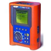 ПКК-57 - прибор комплексного контроля - анализатор качества электроэнергии фото