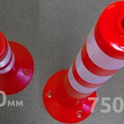 Гибкий пластиковый столбик АС-750 фото