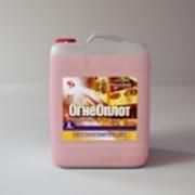 Огнебиозащитный состав для древесины «ОгнеОплот II от производителя Ареал + фото