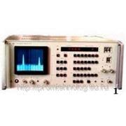 Анализатор спектра С4-77 фото