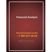 Финансовый анализ бизнеса на английском языке. фото